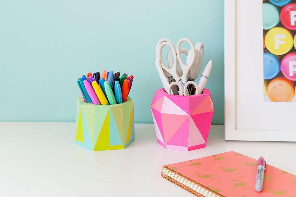 hộp đựng bút handmade