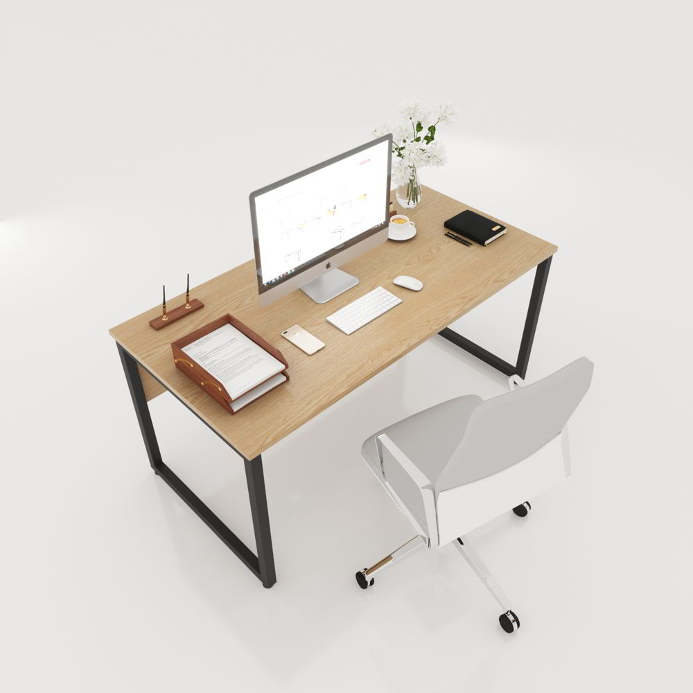 bàn làm việc kích thước 1m4