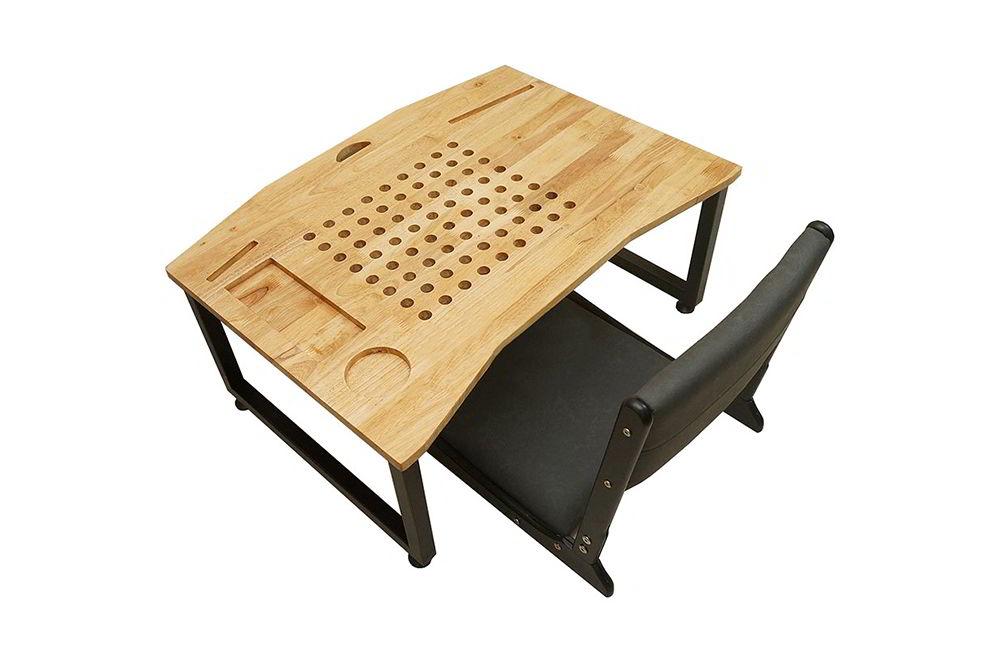 bộ bàn ghế ngồi bệt làm việc giá rẻ