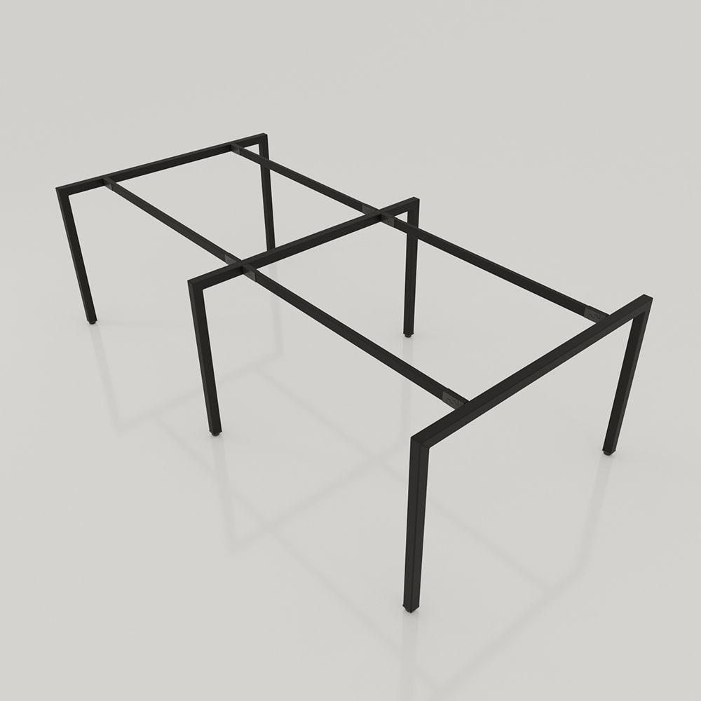 khung chân bàn theo cơ cấu lắp ráp chắc chắn