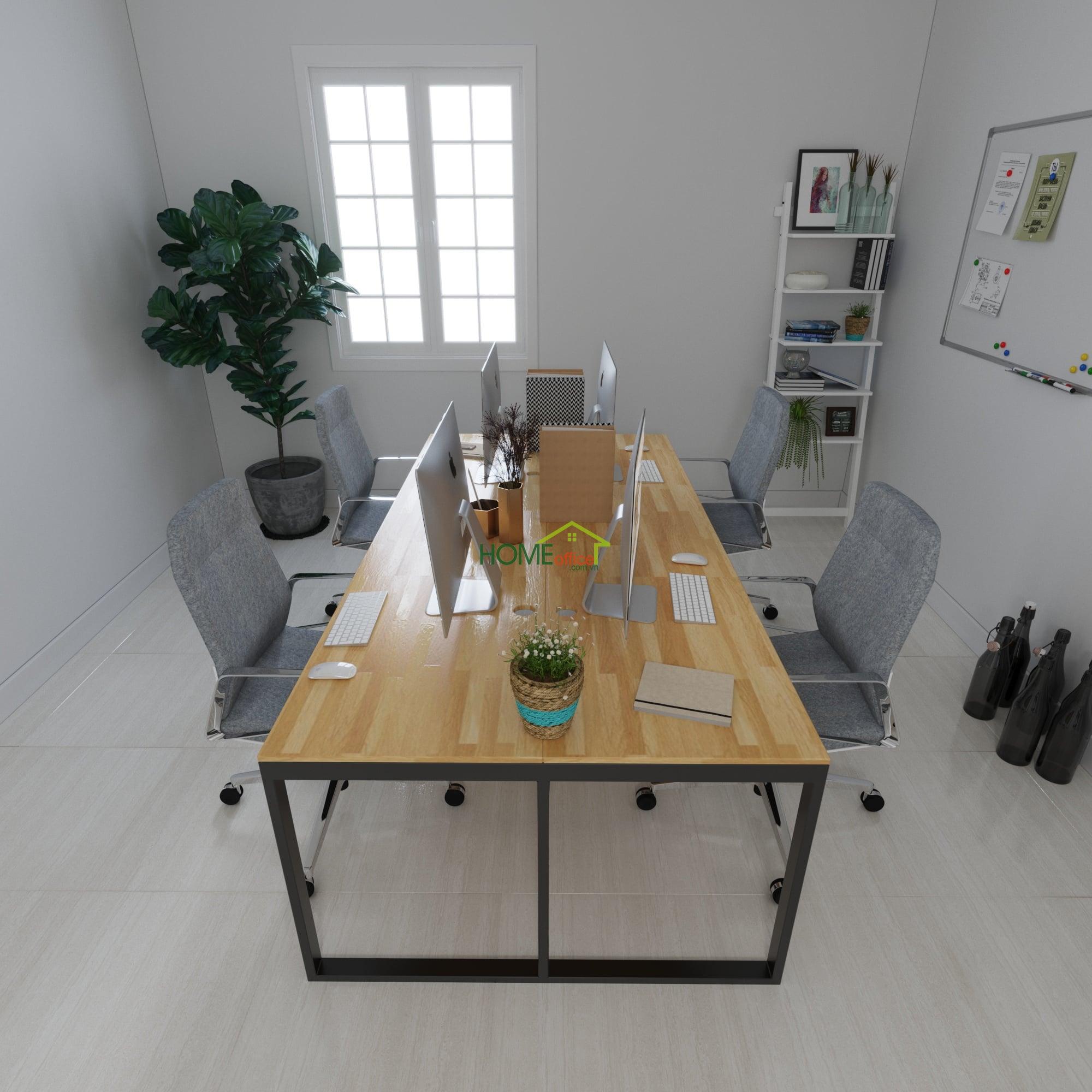 cụm bàn 4 người