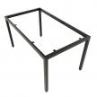 Chân bàn giám đốc sắt vuông 40x40mm