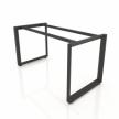 chân bàn sắt tam giác 55x55x78mm