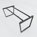 HCTC017 - Chân bàn họp 180x90 hệ Trapez Concept lắp ráp