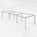 HCOV016 - Chân bàn cụm 6 hệ Oval Concept 360x120 lắp ráp