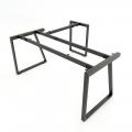 HCTH019 - Chân bàn chữ L 160x150 hệ Trapeze II Concept lắp ráp