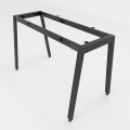 CBAT001 - Chân bàn đơn giản sắt 25x50 lắp ráp hình chữ A mẫu 2