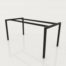 BHCV001 - Chân bàn họp 1600x800mm sắt vuông 40x40 lắp ráp