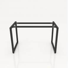 NVCV013 - Chân bàn nhân viên 1400x600mm sắt vuông quỳ 40x40 lắp ráp