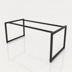 BHCV005 - Chân bàn họp 1800x900mm sắt vuông quỳ 40x40 lắp ráp