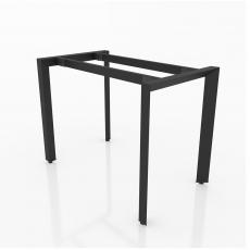 NVTG008 - Chân bàn nhân viên 1000x600mm sắt tam giác lắp ráp ngàm