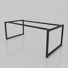 BHCV006 - Chân bàn họp 2000x1000mm sắt vuông quỳ 40x40 lắp ráp