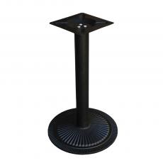 CBCF003 - Chân bàn cafe sắt sơn tĩnh điện cao 72cm