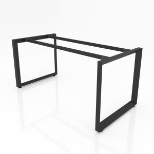 BHTG005 - Chân bàn họp 1800x900 sắt tam giác quỳ lắp ráp ngàm