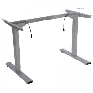 CBNT33-2AR2E1 - Chân bàn nâng hạ điện 2 khớp trên