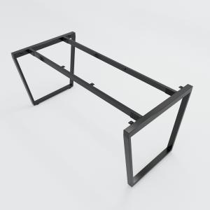 HCTC015 - Chân bàn họp 160x80 hệ Trapez Concept lắp ráp