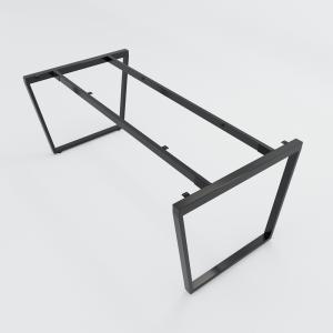 HCTC016 - Chân bàn họp 180x80 hệ Trapez Concept lắp ráp