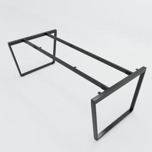 HCTC018 - Chân bàn họp 200x100 hệ Trapez Concept lắp ráp