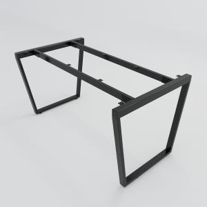 HCTC006 - Chân bàn hệ Trapez Concept 80x140 lắp ráp