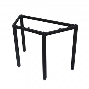 CBCC011 - Chân bàn hình thang lắp ráp 1200x600 sắt vuông 40x40