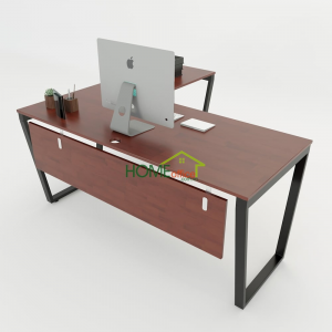 HBTC016 - Bàn Chữ L 160x140 Trapeze Concept lắp ráp