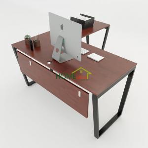 HBTC017 - Bàn Chữ L 150x140 Trapeze Concept lắp ráp