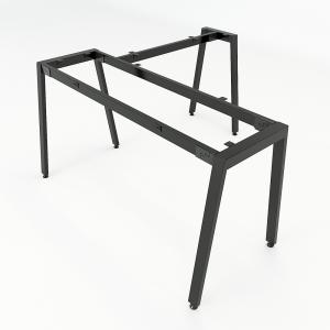 HCAT015 - Chân bàn chữ L hệ Aton Concept 140x150 lắp ráp
