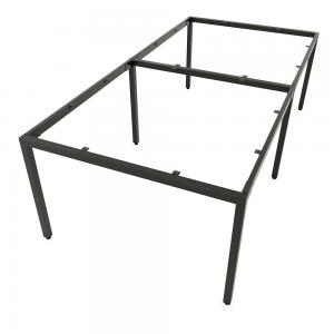 HCUC012 - Chân bàn cụm 4 hệ UConcept 240x120 lắp ráp