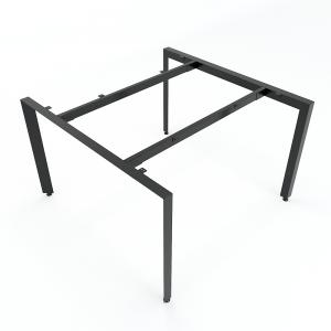 HCTA011 - Chân bàn cụm 2 hệ Trian Concept 120x120 lắp ráp
