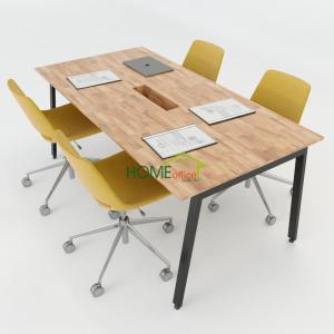 HBAT010 - Bàn họp 180x90 Aton Concept lắp ráp