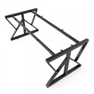Chân bàn HCKC010có một kết cấu vững chắc, nhờ có cơ cấu lắp ráp ngàm thông minh, khung chân bànHCKC010không chỉ ổn định khi sử dụng mà còn rất linh động với khả năng tháo lắp thủ công bằng tay một cách đơn giản.