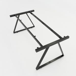 HCTH011 - Chân bàn họp hệ Trapeze II Concept 180x90 lắp ráp
