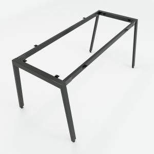 HCAT008 - Chân bàn sắt hệ Aton Concept 160x80 lắp ráp