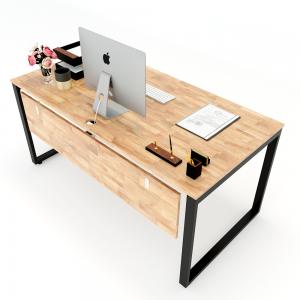HBRT007 - Bàn làm việc 160x80 Rectang Concept lắp ráp