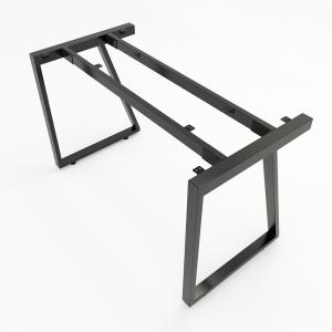 HCTH002 - Chân bàn hệ Trapeze II Concept 120x60 lắp ráp