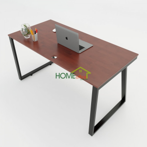 HBTH005 - Bàn làm việc 140x70 Trapeze II Concept lắp ráp