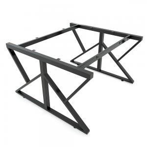 HCKC011 - Chân bàn sắt hệ KConcept 120x120 lắp ráp