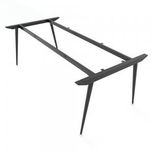 HCCO009 - Chân bàn sắt hệ CONE Concept 200x100 lắp ráp