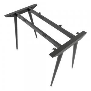 HCCO002 - Chân bàn sắt hệ CONE Concept 120x60 lắp ráp