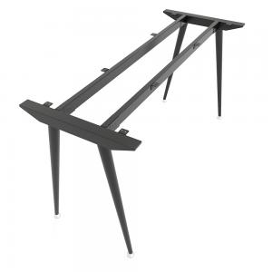 HCCO005 - Chân bàn sắt hệ CONE Concept 140x70 lắp ráp