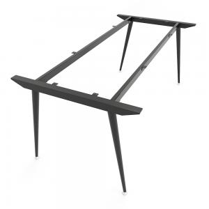 HCCO008 - Chân bàn sắt hệ CONE Concept 180x90 lắp ráp
