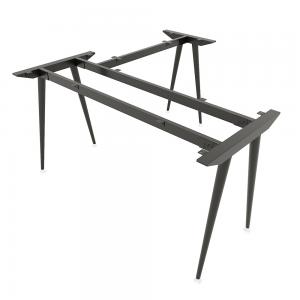 HCCO014 - Chân bàn sắt hệ CONE Concept 140x140 lắp ráp