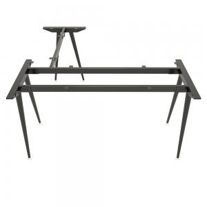 HCCO015 - Chân bàn sắt hệ CONE Concept 140x150 lắp ráp