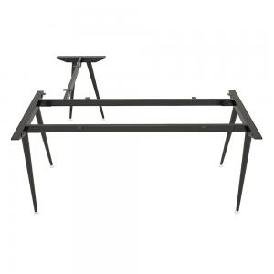 HCCO016 - Chân bàn sắt hệ CONE Concept 160x140 lắp ráp