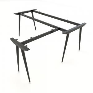 HCCO019 - Chân bàn sắt hệ CONE Concept 180x160 lắp ráp