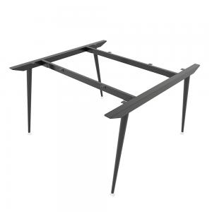 HCCO011 - Chân bàn sắt hệ CONE Concept 120x120 lắp ráp