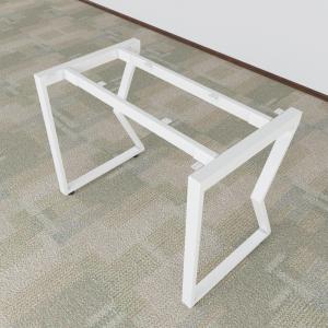 CBMC001 - Chân bàn đơn giản sắt 25x50 lắp ráp chữ M