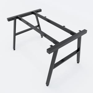 CBAC002 - Chân bàn giám đốc sắt 25x50 lắp ráp chữ A