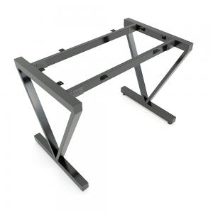 CBVC001 - Chân bàn đơn giản sắt 25x50 lắp ráp chữ K