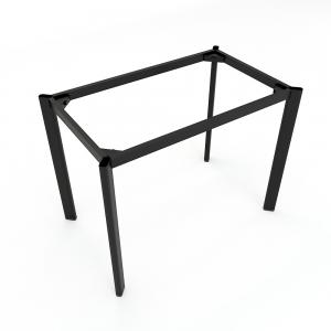 CBOV001 - Chân bàn đơn giản sắt Oval lắp ráp